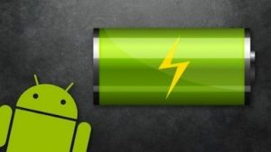 Android Phone's Battery